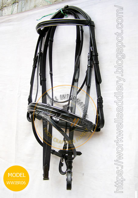 Eventing show Bridle - WWIBR07